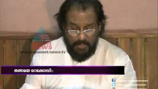 Live Recording of a song by Legends Yesudas and Dakshinamurthy