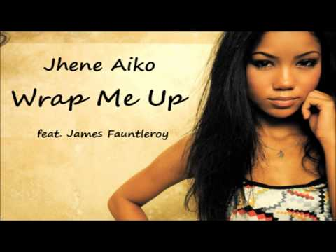 Jhene Aiko - Wrap Me Up (feat. James Fauntle)