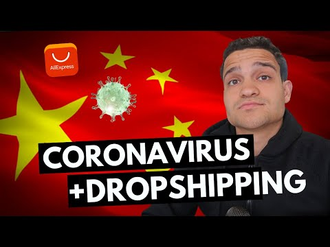 Coronavirus and Dropshipping UPDATE: Truth About Chinese Supplier Delays | Wuhan Coronavirus 2020 thumbnail