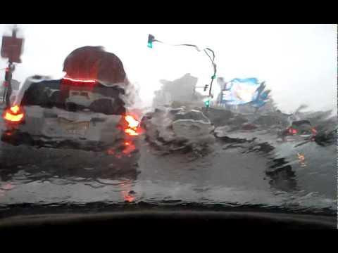 Heavy Rain in KC Sudan