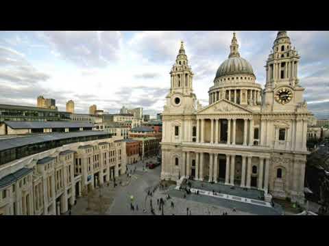 Warwick School Chapel Choir sing Evensong At St Pauls Cathedral