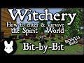 Witchery: How to enter & survive in the Spirit World - Bit-by-Bit (BONUS Belts!)