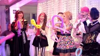 видео Пиратская вечеринка сценарий