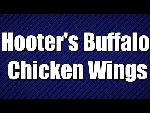 hooter's-buffalo-chicken-wings---my3-foods---easy-to-learn
