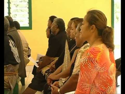 The Tonga National Leadership Code Consultations