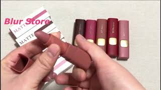 Miss Rose Matte Lipstick Review, Benefits, Price | Best Lipstic Color Shade