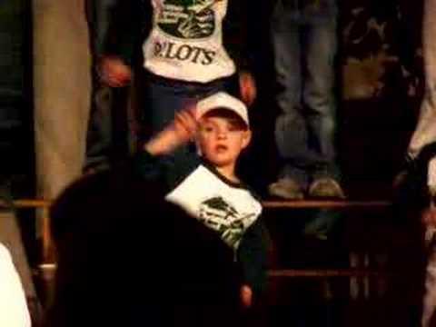 Cameron Scully Plumas Christian School Play Dancing