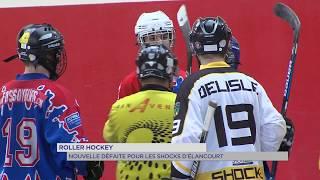 Roller Hockey : nouvelle défaite pour les stocks d'Elancourt