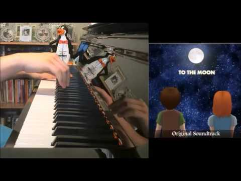 Misc Soundtrack - To The Moon - For River