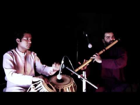 Raag Madhukauns - Aalap, Gat Roopak Taal & Gat Teen Taal - Jay Thakkar - Bansuri