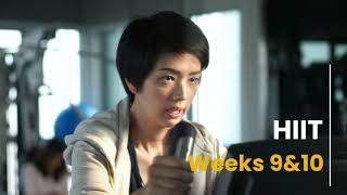 HIIT Prescription - Week 9&10