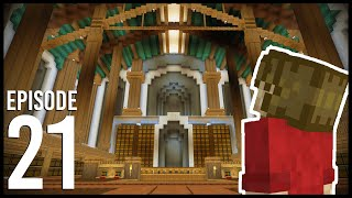 Hermitcraft 7: Episode 21 - BIG INTERIOR BUILD!