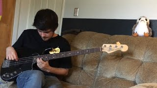 Post Malone - Circles [Bass Cover]