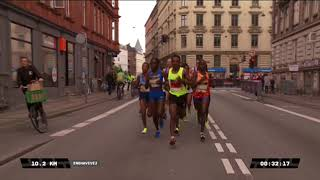 CPH Half 2017 highlights – female winner