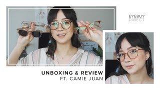 Gambar cover Where I Get My Glasses - EyeBuyDirect x Camie Juan