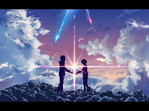 Radwimps Nandemonaiya : Kimi No Na Wa  Ending Theme Full Version + Movie Edit