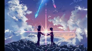 Cover images Radwimps Nandemonaiya : Kimi no Na wa  Ending Theme Full Version + Movie Edit