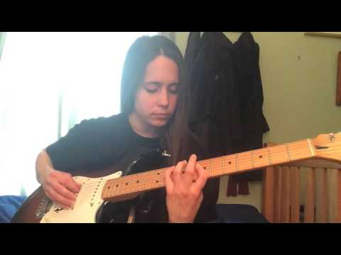 Eric Johnson's 'East Wes' Cover by Victoria Blanchard
