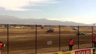 Lucas Oil Off Road Estero Beach Crash Pro-Lite