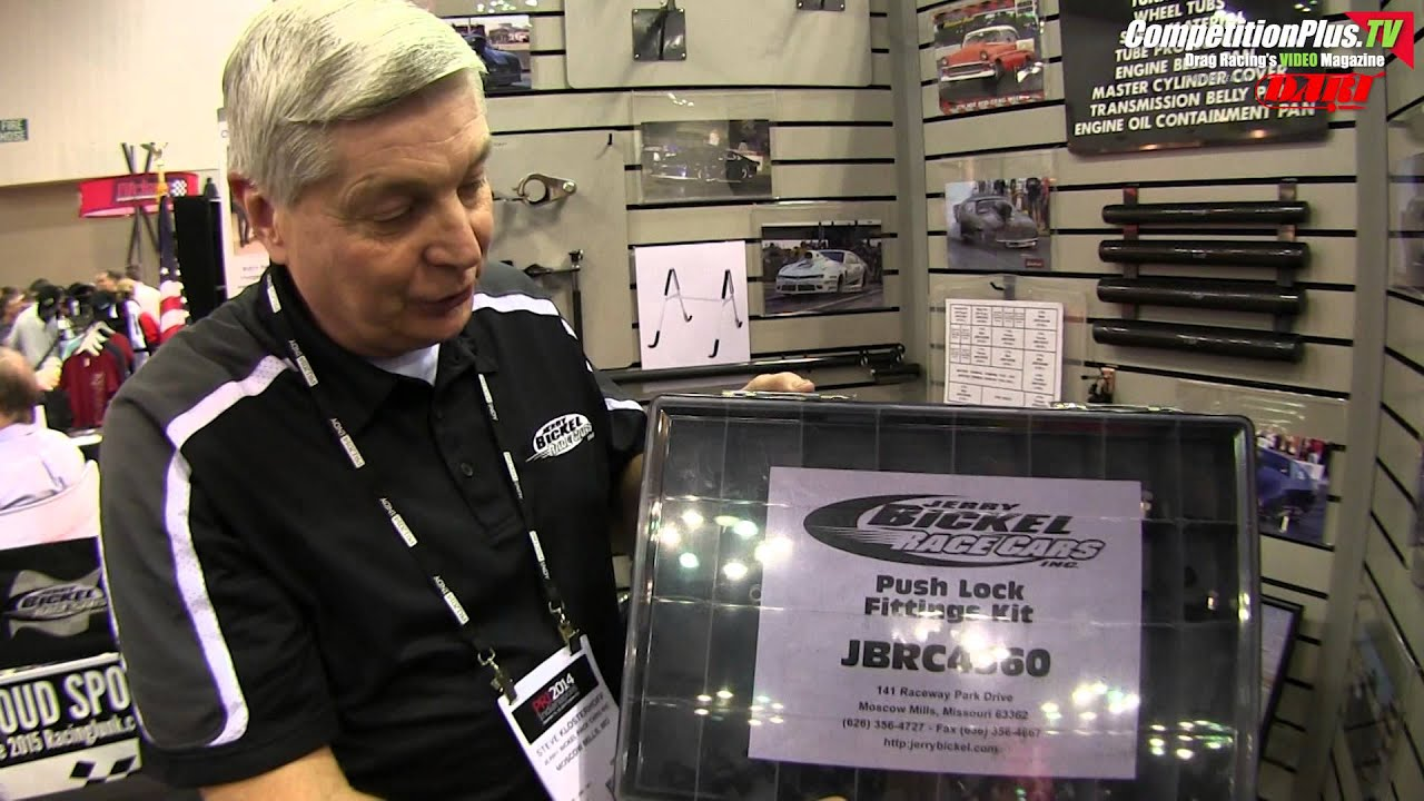 Cptv Pri Jerry Bickel Race Cars Unveils New Products Youtube
