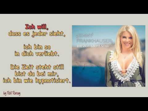 Jenny  Frankhauser  - Die Zeit steht still Instrumental