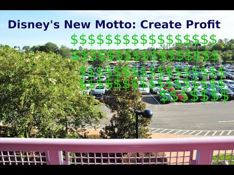 Disney World is Greedy, But That May Not Be A Bad Thing
