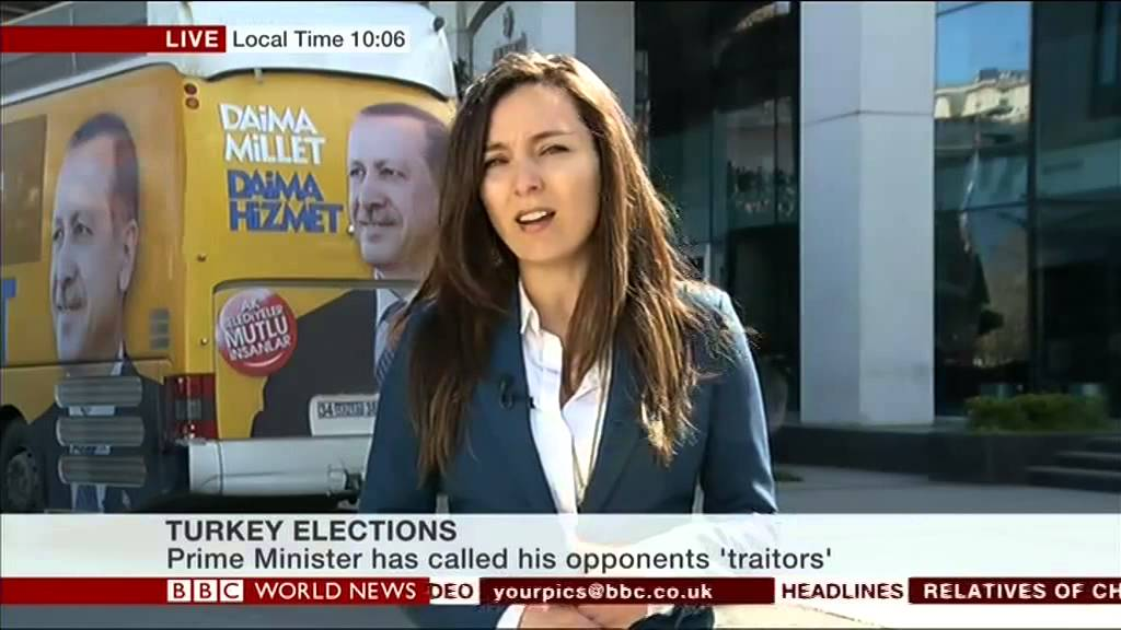 BBC World News - Live report on Turkey elections - YouTube
