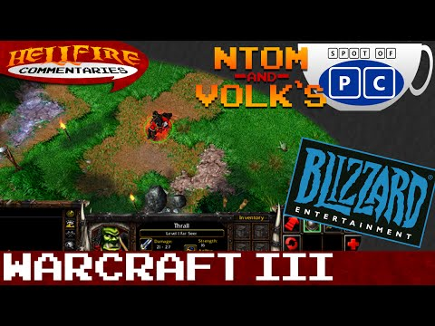 NTom and Volk's Spot of PC [#16: Warcraft III: Reign of Chaos]