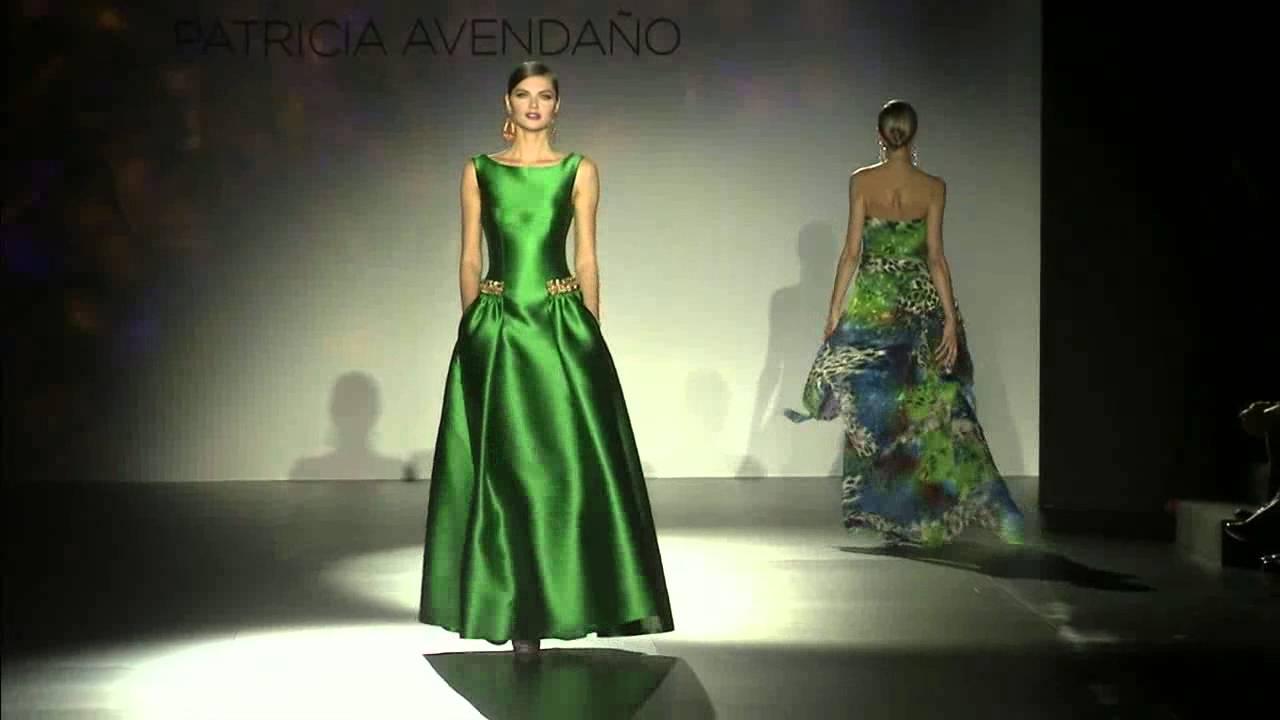 Vestidos de fiesta patricia barcelona