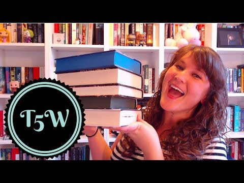 Top 5 Wednesday: Favourite Book Covers