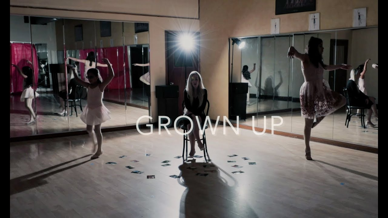 Emilia Walasik - Grown Up (Official Music Video)