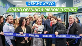 On The Mend Medical Supplies & Equipment Mt. Kisco, Westchester, NY Grand Opening & Ribbon Cutting