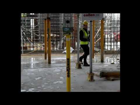 SURVIPOD™ Boltfix Surveying Equipment
