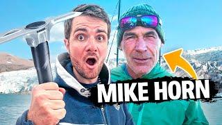 Une semaine avec le plus grand explorateur du monde (Mike Horn)