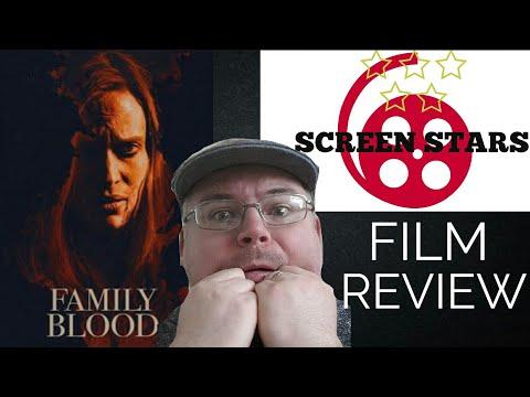 Family Blood (2018) Vampire Horror Film Review