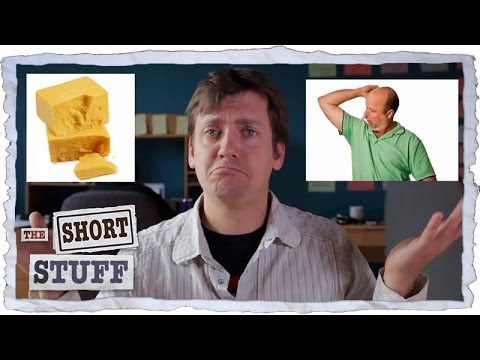 Does Cheese Smell Like Body Odor? - Short Stuff
