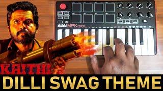 Kaithi - Dilli Swag Theme Bgm | Ringtone By Raj Bharath | Karthi | Sam C S