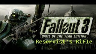 Fallout 3 Collection: Reservist's Rifle