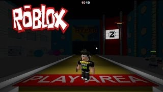Family Game Nights Plays: Roblox - Hole in the Wall (PC)