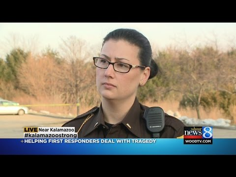Helping first responders deal with Kalamazoo shooting spree