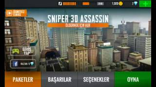 internetsiz-Sniper 3D Assassin Ücretsiz Silah Oyunları Savaş screenshot 1