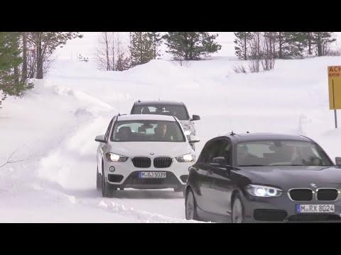 2018 BMW X2 Spied Further Testing On Snow