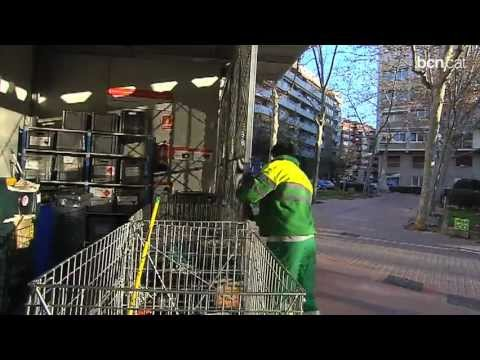 Barcelona - Cohesion Fund 2007-2013 -- Specialised waste collection at Neighbourhood Green Points