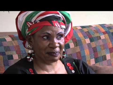 Pamela's Story - HIV, Africa and Advocacy
