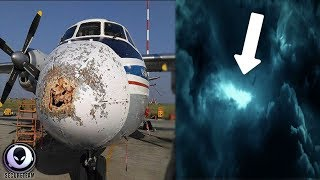 WHAT Happened To This Plane Over Siberia...