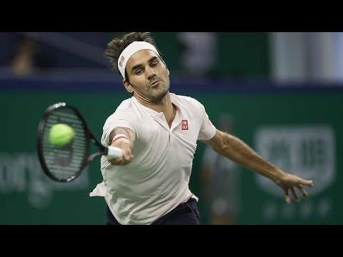 Highlights: Federer, Djokovic Advance To Shanghai SF On Friday 2018