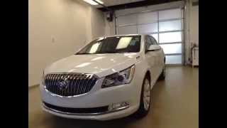 New 2016 Buick LaCrosse 4dr Sdn Leather AWD