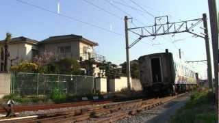 【事故車入場】JR四国2000系・四マツ2004号 多度津工場構内入換 その2