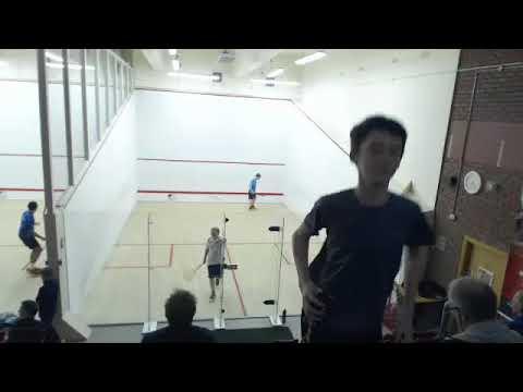 Welsh Junior Closed - B17 - Rhys Evans vs William Sylvester