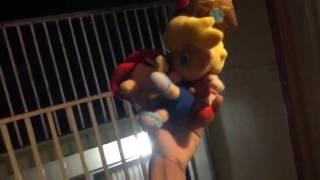 SMY: Baby Peach Baby mario playtime !